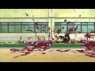 Blood-C - 09 ����� (DVD / Blu-ray)